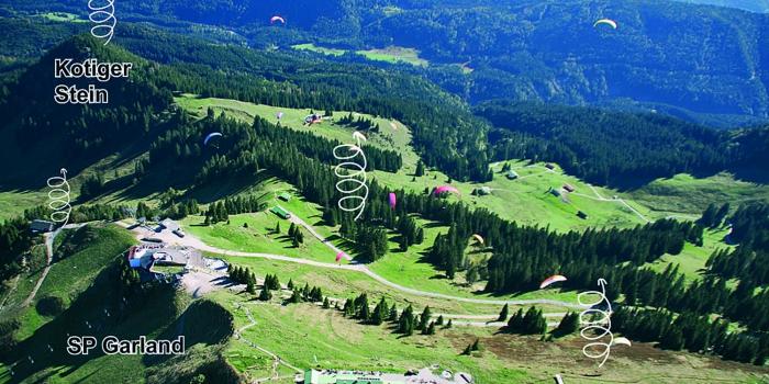 Adventure Sports Fluggebiet Brauneck 1