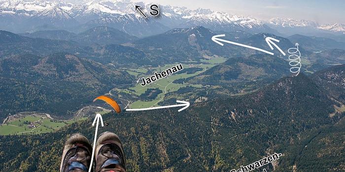 Adventure Sports Fluggebiet Brauneck 5