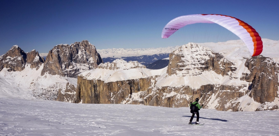 Ski und Fly bei Adventure Sports 2015 15