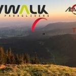 Gleitschirm Testival Skywalk am Brauneck 2019