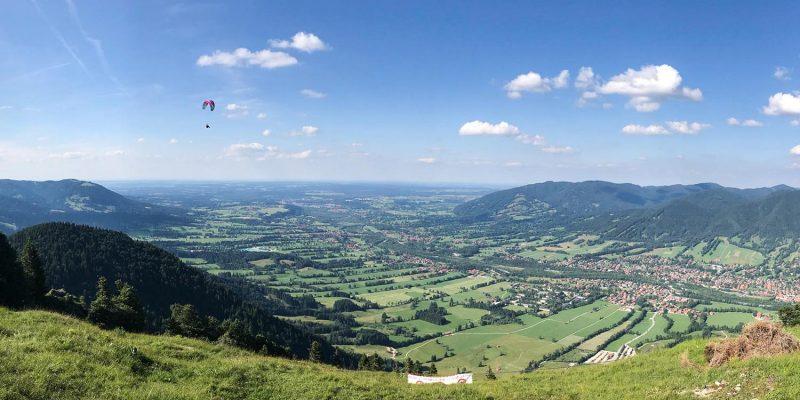 Gleitschirm Fliegen Brauneck 2019 11.jpg