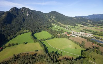 Brauneck, Orte