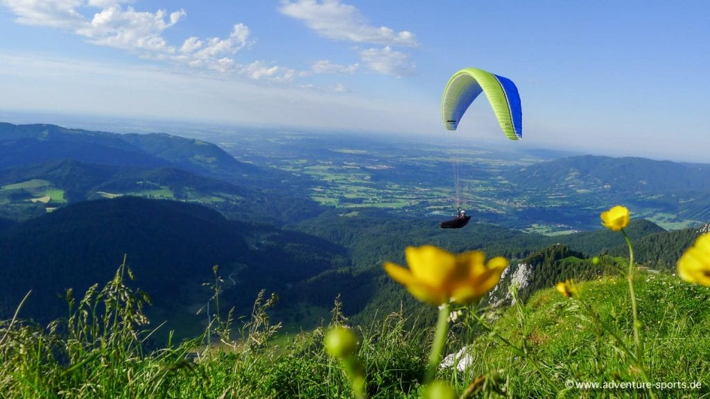 Hike and Fly Touren sind in Bayern wieder erlaubt!