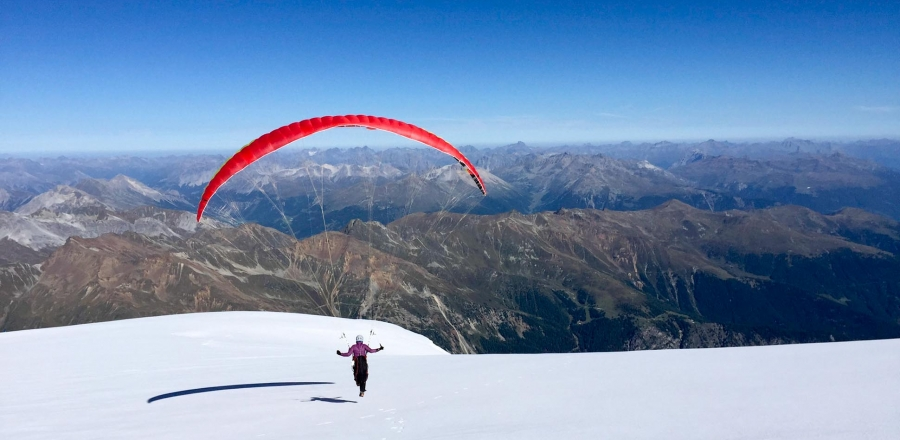 Hike and Fly 2020 mit Adventure Sports